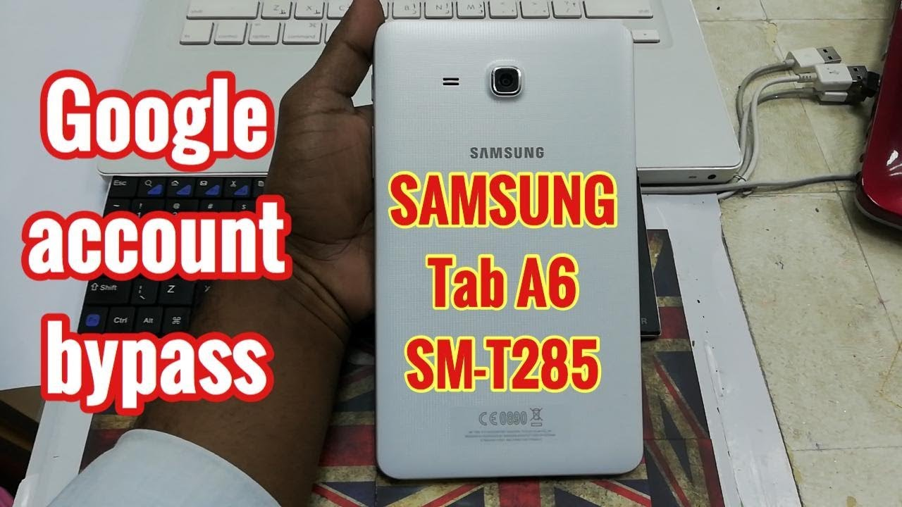 Google Account Bypass SAMSUNG Tab A6 SM-T285