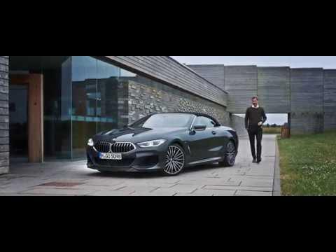 BMW 8er Cabrio Trailer