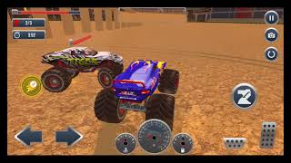 Crash Monster Truck Destruction(By Gamigos) Android Gameplay[HD]