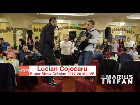 Lucian Cojocaru si Formatia - Super SHOW Ascultari, Hore & Sarbe LIVE Craciun 2017 Dunarea Albastra