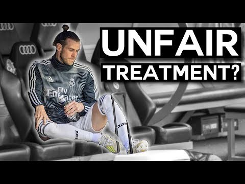 """""""The Golfer"""": The Story of Gareth Bale vs Zidane, Real Madrid and his Teammates"""