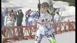 1992 Winter Olympics - Men's 10K Biathlon