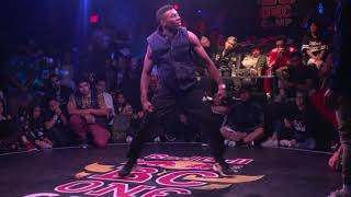 Red Bull BC One Cypher Houston 2018 | Semifinal: Jeffro vs. Omen