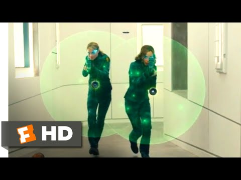The Divergent Series: Allegiant (2016) - Drone Fight Scene (7/10) | Movieclips
