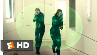 The Divergent Series: Allegiant (2016) - Drone Fight Scene (7/10) | Movieclips