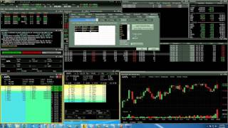 Options Trading on Lightspeed Trader