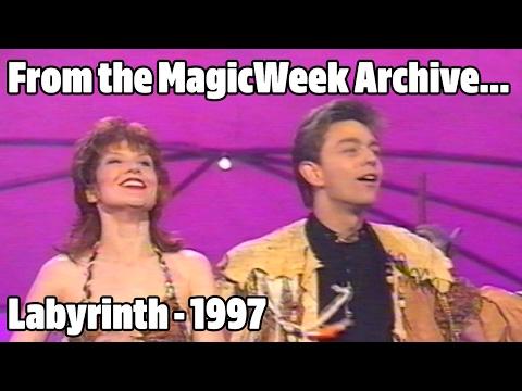 Labyrinth  Illusionists  The Big Big Talent   August 1997  MagicWeek.co.uk