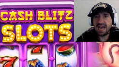 CASH BLITZ Free Slot Machines & Casino Games | Android / iOS Game | Youtube YT Gameplay Video