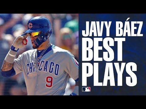 Javier Báez's Top Plays Of 2019 | (Javy Báez Cubs Highlights)