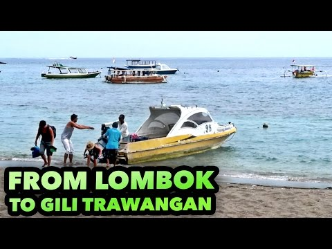 FROM LOMBOK TO GILI TRAWANGAN - INDONESIA TRAVEL GUIDE BLOG