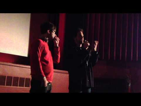James Ward Byrkit: Coherence Q&A, Cinema 21, 2222014