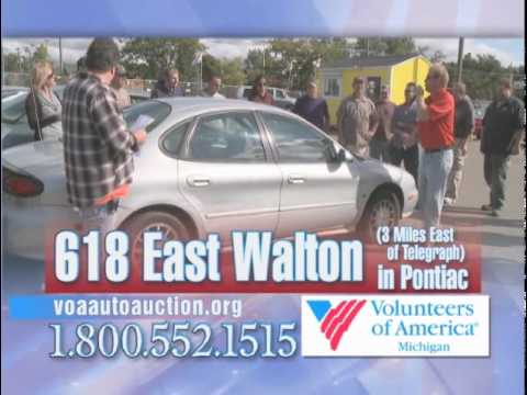 Voa Auto Auction >> Voa Auto Action Pontiac Mi