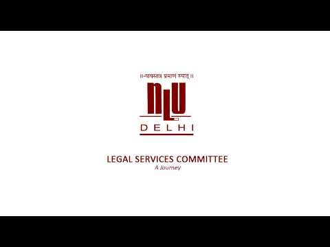 Legal Services Committee, National Law University Delhi