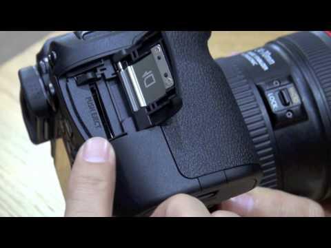 Tinhte.vn - Trên tay Canon 6D
