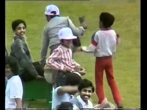 Dilip Vengsarkar 126* vs England 1st test 1986