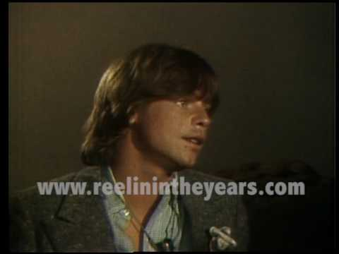 Star Wars Carrie Fisher, Mark Hamill, Harrison Ford Interviews 1977 Brian Linehan's City Lights
