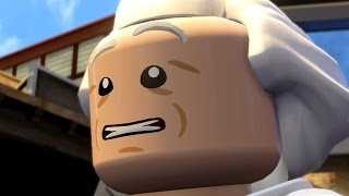 LEGO Dimensions - Part 7 - Back to the Future (Once Upon a Time Machine in the West) 2 Player