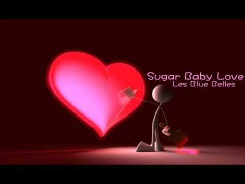 Les Blue Belles   Sugar Baby Love