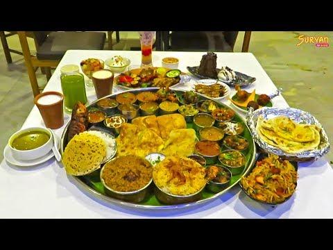 Gadothgajan mega thali challenge | Trichy 360