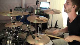 God Is Able Drum Cover - Hillsong Live - Jon Nichols