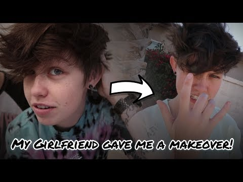 My Girlfriend Gave Me A Makeover!