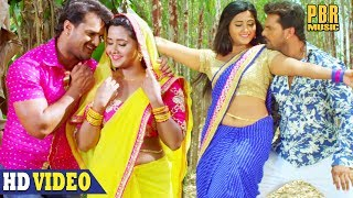 Khesari Lal Yadav, Kajal Raghwani का 2019 का सबसे बड़ा Hit Song | मुस्की Maar के जे Bolela करेजवु