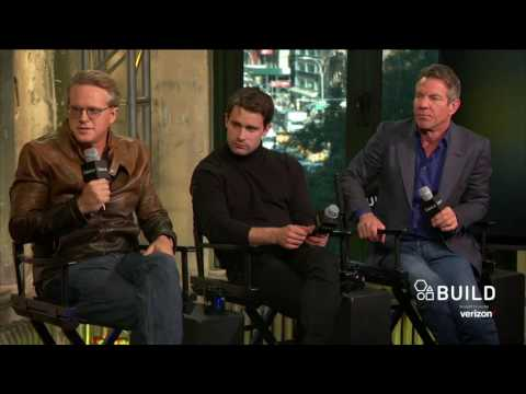 Cary Elwes, Dennis Quaid And Christian Cooke On How They Relate To Their Characters  BUILD Series