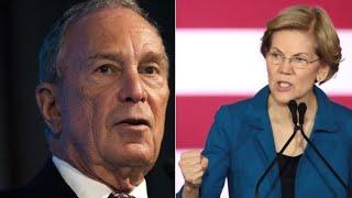 Elizabeth Warren DESTROYS Mike Bloomberg: 'I have really had it...'