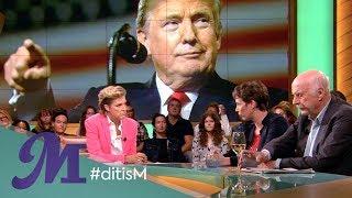 Omarosa: 'Trump is een losgeslagen racist' Maakt het uit? | Margriet van der Linden