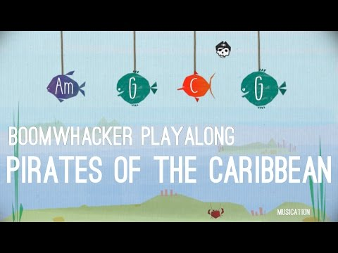 Pirates of the Caribbean - Boomwhacker Playalong