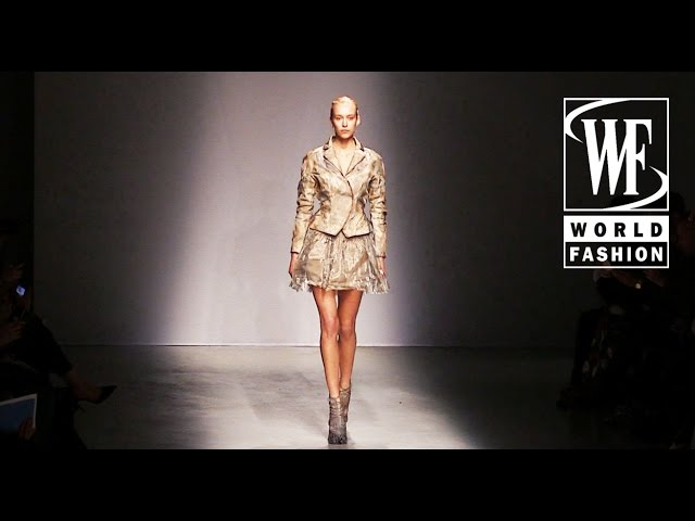 Iris Van Herpen Fall-Winter 15-16 Paris Fashion Week