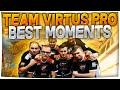 CS:GO - Best of Virtus.Pro (Funny Moments & Best Plays)