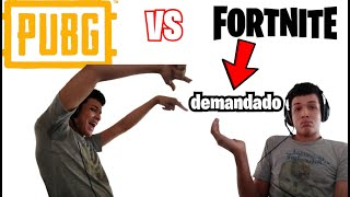 🥊Fortnite vs Pubg🥊¿PORQUE PUBG DEMANDO a FORTNITE!!¿QUIEN GANO LA DEMANDA?