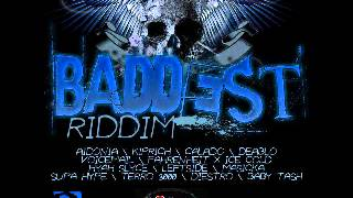 Leftside BUBBLE The Baddest Riddim - August 2012 Follow YoungNotnice.mp3