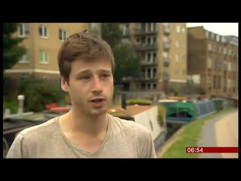River Canal Rescue and CRT on BBC Breakfast 17th Aug 2017