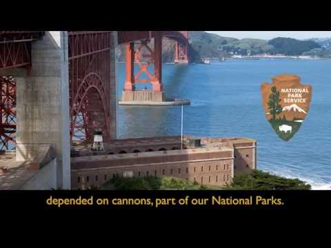 BOOM! The cannons of Fort Point