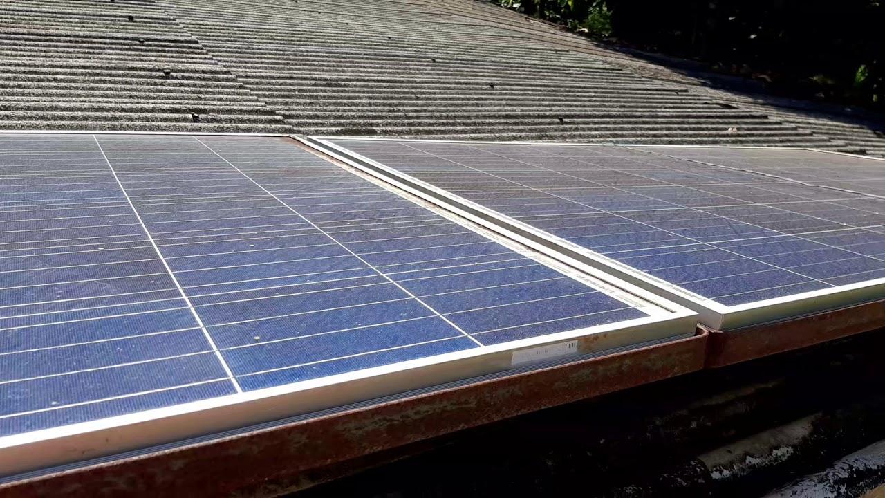 Mudar Sistemas PLACAS Solar Fotovoltaico, Ouro Preto Do Oeste, Rondônia, Brasil