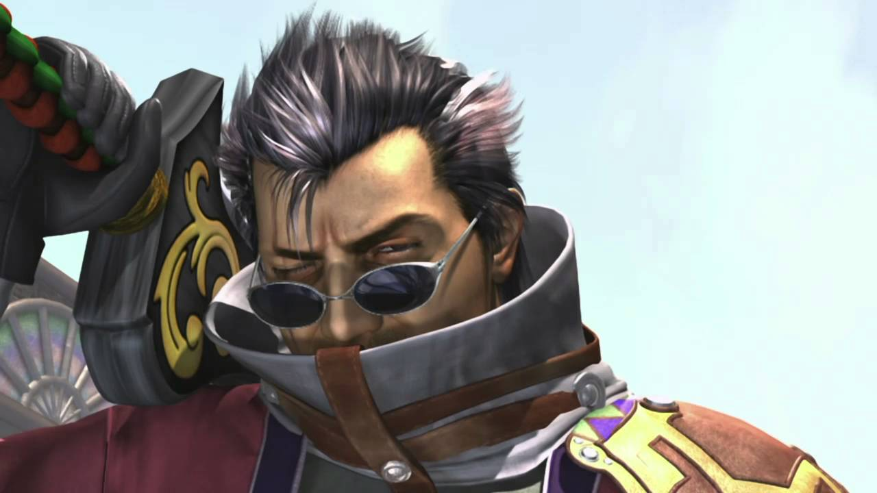 Image result for final fantasy x auron