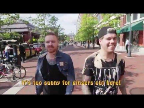 Bands Vs Food Episode #1 - Hard Rock Cafe Baltimore