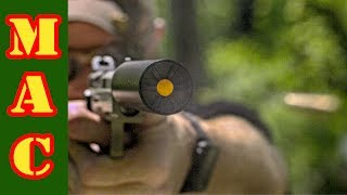 Bullets hitting steel in slow motion - Challenge Targets