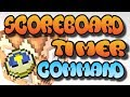 Minecraft: Xbox One/MCPE - Command Block Scoreboard Timer (Bedrock Edition)
