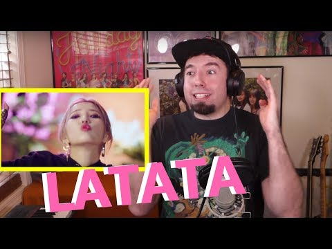 "MUSICIAN REACTS | (G)I-DLE - ""LATATA"" MV REACTION 