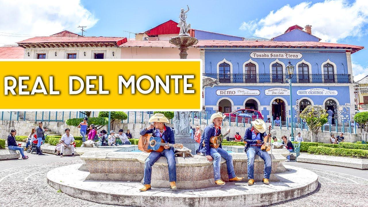 Resultado de imagen para 6. Real del Monte (Hidalgo)