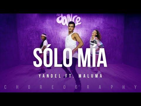 Sólo Mía - Yandel ft. Maluma | FitDance Life (Coreografía) Dance Video