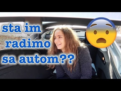 Sta radiomo sa tatinim i maminim autom?