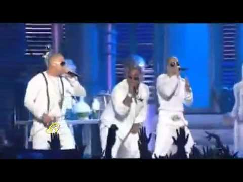 Don Omar ft Wisin & Yandel - My Space y Nadie Como Tu (Live)