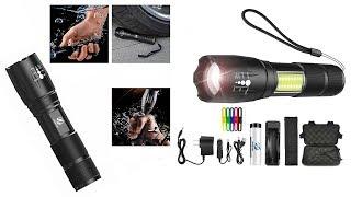 фонарь аккумуляторный светодиодныйЛучший фонарик с алиэкспресс
