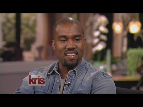 Kanye West interview: Kanye gets emotional about Kim Kardashian and baby North