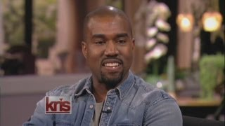 kanye west interview kanye gets emotional about kim kardashian and baby north