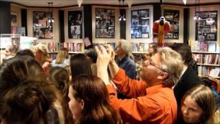 De Boekenwurm flashmob